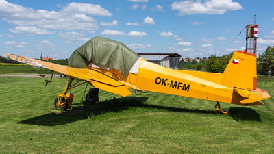 OK-MFM - Zlin Z-37T - Private