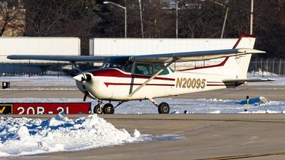 N20095 - Cessna 172M Skyhawk - Private