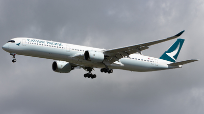 A picture of BLXI - Airbus A3501041 - Cathay Pacific - © Indy Udol