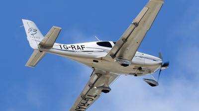 TG-RAF - Cirrus SR22-GTS G3 Turbo - Private