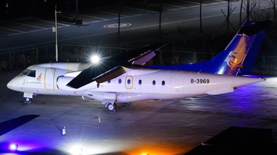 B-3969 - Dornier Do-328-300 Jet - Hainan Airlines