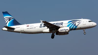SU-GCB - Airbus A320-232 - EgyptAir