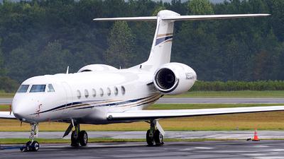 N550RH - Gulfstream G550 - Private