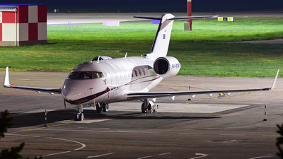 P4-BFM - Bombardier CL-600-2B16 Challenger 605 - Best Fly