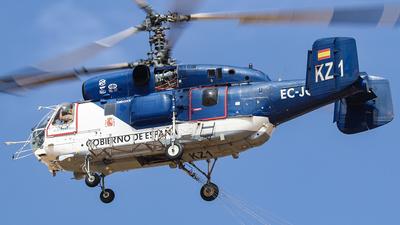 EC-JGX - Kamov Ka-32A-11BC - Babcock MCS Spain