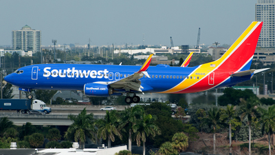 N8681M - Boeing 737-8H4 - Southwest Airlines