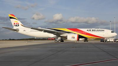 OO-ABG - Airbus A330-941 - Air Belgium