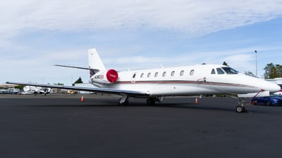 N380QS - Cessna 680 Citation Sovereign - NetJets Aviation