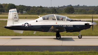 97-3018 - Raytheon T-6A Texan II - United States - US Air Force (USAF)