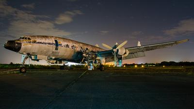 HI-542CT - Lockheed L-1049G Super Constallation - AMSA