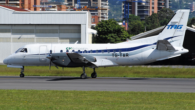 TG-TAR - Saab 340A - TAG Airlines - Transportes Aéreos Guatemaltecos
