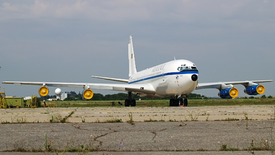 YR-ABB - Boeing 707-3K1C - Romania - Government