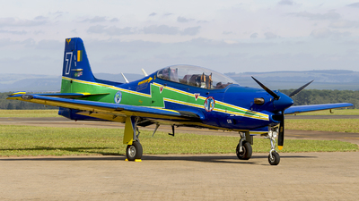 FAB1307 - Embraer T-27 Tucano - Brazil - Air Force