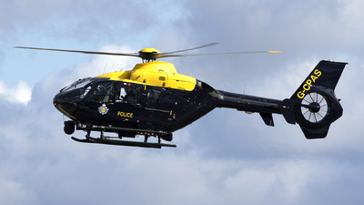 G-CPAS - Eurocopter EC 135P2+ - United Kingdom - Police