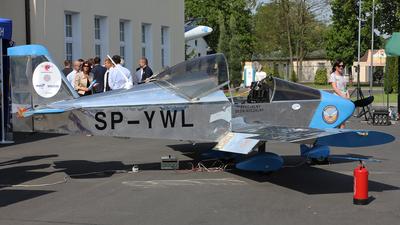 A picture of SPYWL - Sonex WZL2 - [] - © Jarek Kania