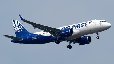 VT-WJM - Airbus A320-271N - Go First