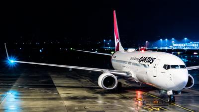 VH-VXR - Boeing 737-838 - Qantas