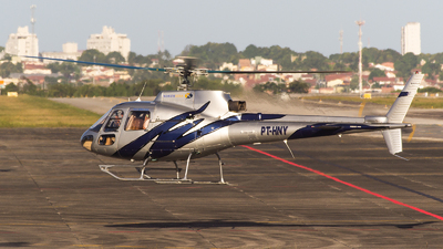 PT-HNY - Helibrás HB-350B Esquilo - North Star Taxi Aereo
