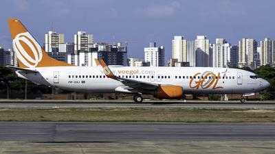 A picture of PRGXJ - Boeing 7378EH - GOL Linhas Aereas - © Davi P. Ribeiro