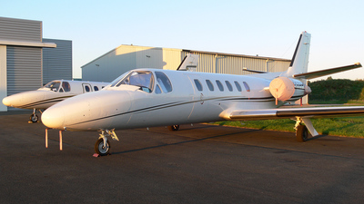 F-HHHH - Cessna 550 Citation II - Private