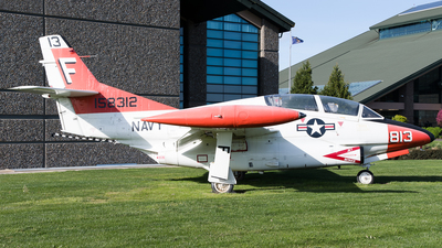 158312 - North American T-2C Buckeye - United States - US Navy (USN)