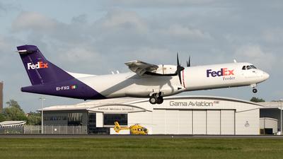 EI-FXG - ATR 72-202(F) - FedEx Feeder (Air Contractors)