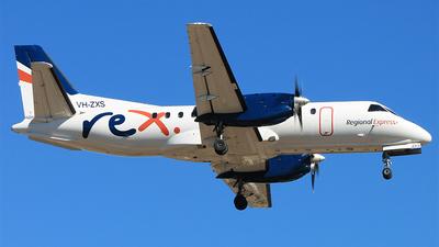 VH-ZXS - Saab 340B - Regional Express (REX)
