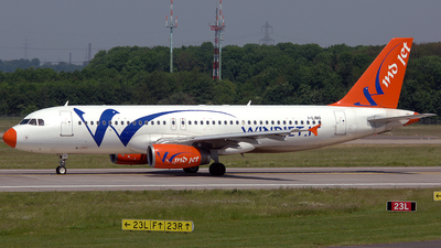 I-LING - Airbus A320-231 - Wind Jet