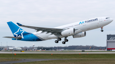 C-GTSN - Airbus A330-243 - Air Transat