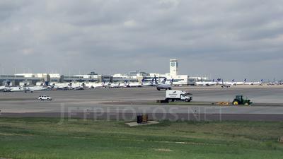 KDEN - Airport - Ramp