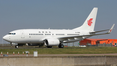 B-3999 - Boeing 737-79L(BBJ) - Air China