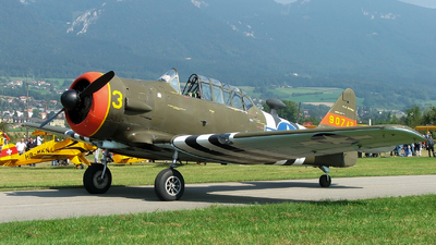 F-AZRB - North American T-6 Harvard - Private