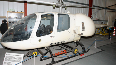 G-AWRP - Cierva Rotorcraft CR.LTH-1 Grasshopper III - Private