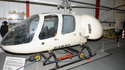 G-AWRP - Cierva Rotorcraft CR.LTH-1 Grasshopper III - Private