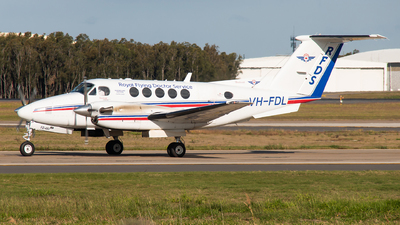 VH-FDL - Beechcraft 200 Super King Air - Royal Flying Doctor Service of Australia (Queensland Section)