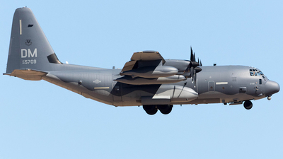 09-5709 - Lockheed Martin HC-130J Combat King II - United States - US Air Force (USAF)