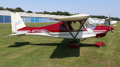 D-MTSH - Ikarus C-42 - Private