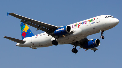 SP-HAG - Airbus A320-232 - Go Air (Small Planet Airlines Polska)