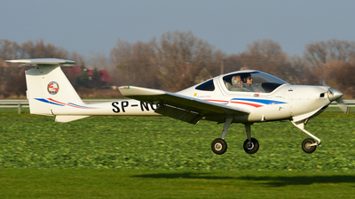 SP-NOP - Diamond DA-20-C1 Eclipse - Aero Club - Orlat Deblin