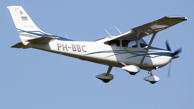 PH-BBC - Cessna 182T Skylane - Private