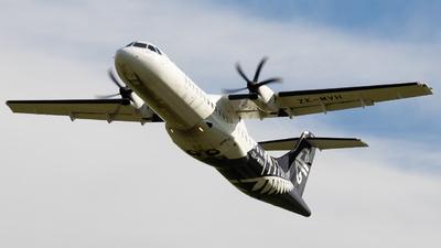 ZK-MVH - ATR 72-212A(600) - Air New Zealand Link (Mount Cook Airline)
