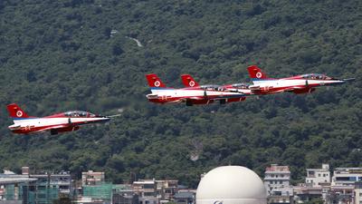 06 - Hongdu JL-8 - China - Air Force