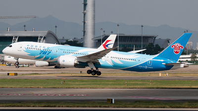 B-1128 - Boeing 787-9 Dreamliner - China Southern Airlines