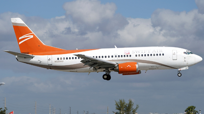 N529AU - Boeing 737-3B7 - Swift Air