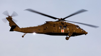 16-20858 - Sikorsky HH-60M Blackhawk - United States - US Army