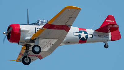 N600MF - North American AT-6 Texan - Private