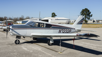 N7232P - Piper PA-24-250 Comanche - Private