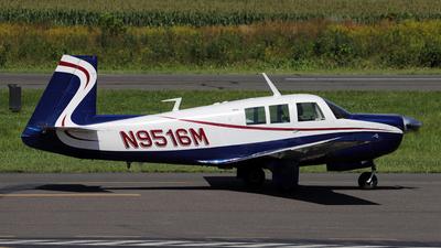 N9516M - Mooney M20 - Private