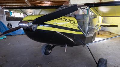 ZK-COJ - Rans S-6ES Coyote II - Gore Aero Club