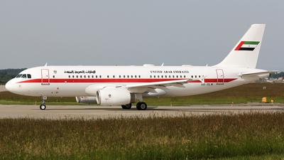 A6-DLM - Airbus A320-232 - United Arab Emirates - Abu Dhabi Amiri Flight